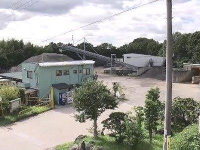 愛知県豊田市にあるリサイクル工場でコンクリート破断機に挟まれ死亡