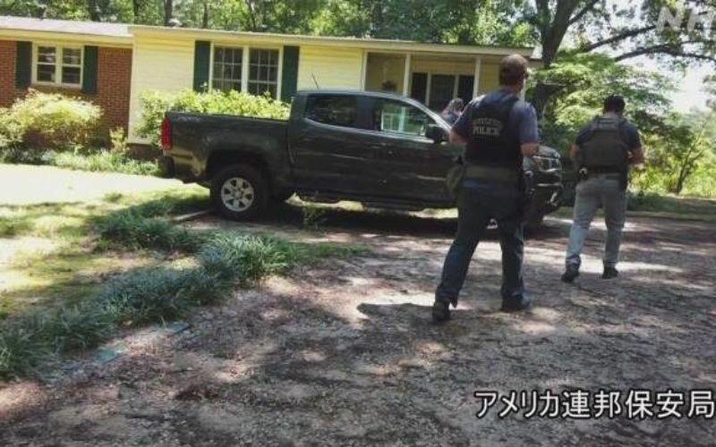 米国南部のジョージア州で行方不明の子供が39人発見される