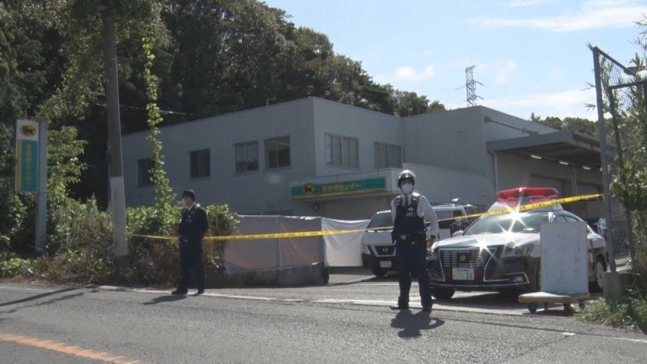 神戸市北区にあるヤマト運輸の集配所で元従業員がの男が従業員を刺して逃走