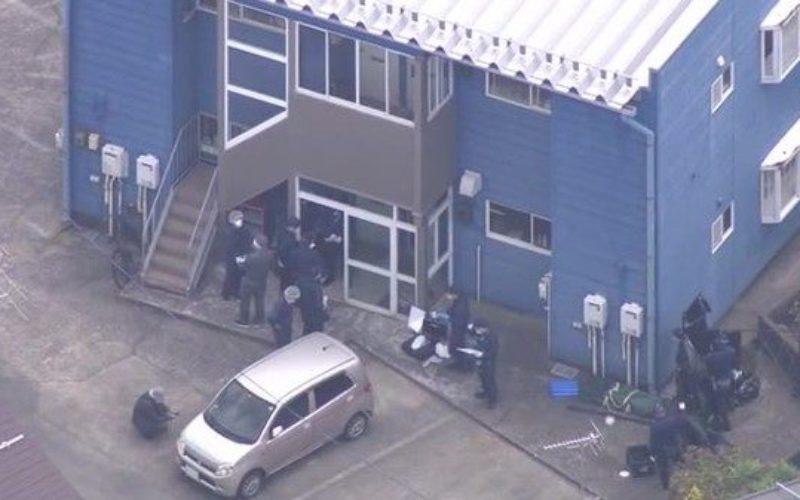 新潟県柏崎市の集合住宅で頭部のない切断された遺体
