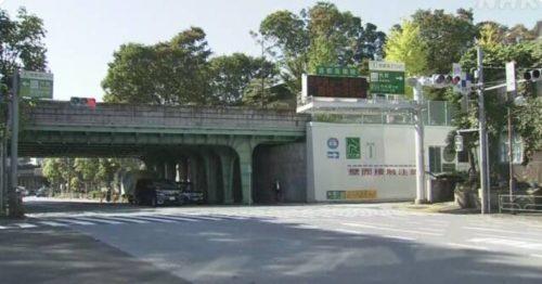 東京都渋谷区の路上で俳優の伊藤健太郎さんが乗った車とバイクが衝突