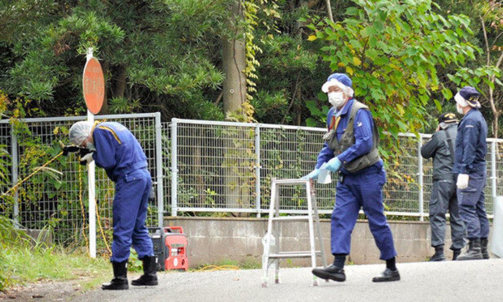 千葉県印西市にある防火貯水槽に片足が切断された男性の遺体