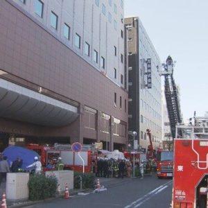 名古屋市のホテル立体駐車場で作業員が改修工事中に二酸化炭素中毒で死亡