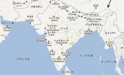 インド国内では1000万4599人の国民がコロナウイルスに感染