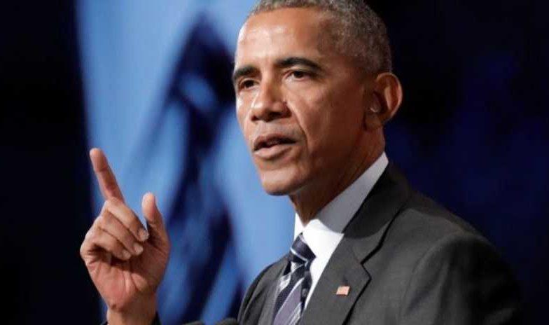 米国の第44代大統領のバクラ・オバマ氏が定年退職を迎え退任