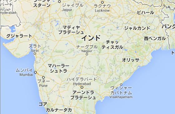 インド南部のアンドラプラデシュ州で原因不明な謎の病気が蔓延