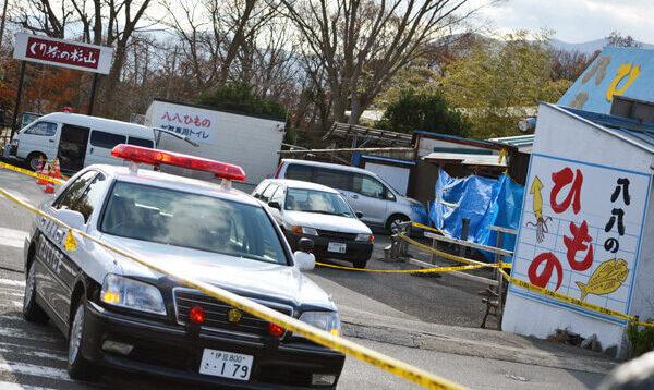 干し物販売店で2人の関係者を殺害した被告人の死刑が確定