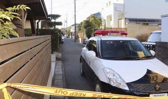 千葉県流山市の住宅で長男が親族の女性2人を刃物で刺さして殺害