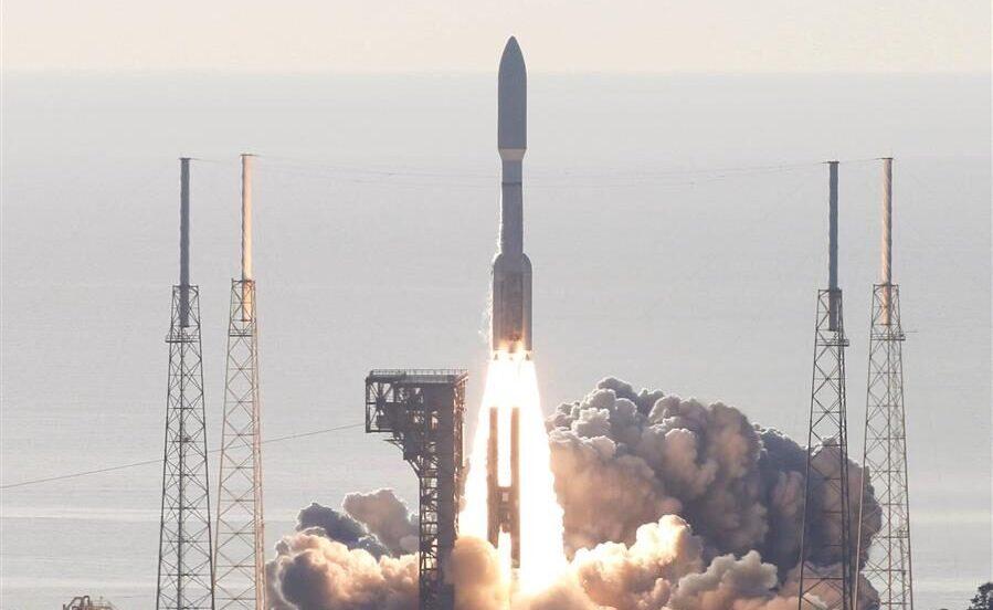 米航空宇宙局が火星に向けて発射させた探査機が無事に着陸