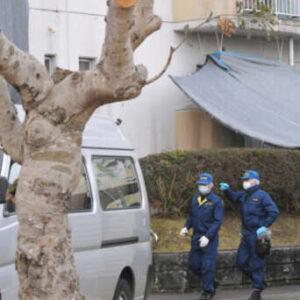 福岡県の県営住宅に住む3人の子供が死亡し父親が飛び降り自殺