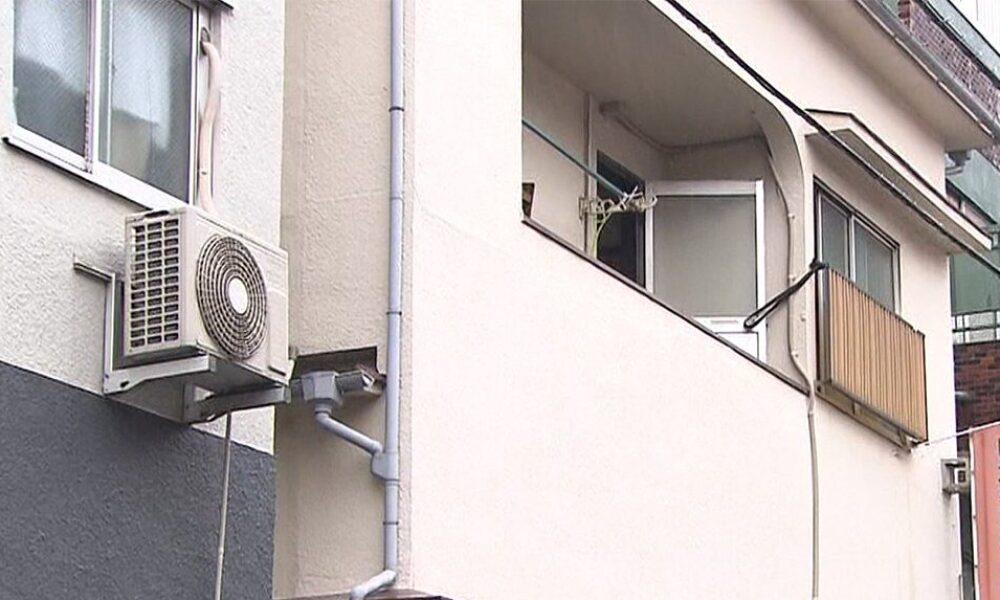 東京都台東区の宿泊施設で男性客の刺殺事件