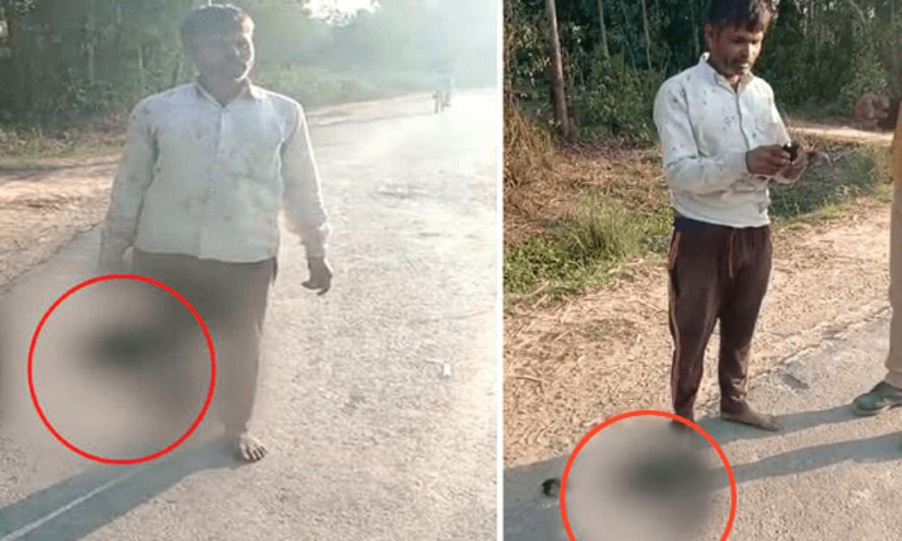 インド北部で娘の首を切り落とし持ち歩いていた父親を逮捕