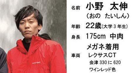 西会津若松町の阿賀川に車が転落し助手席から女性だけの遺体