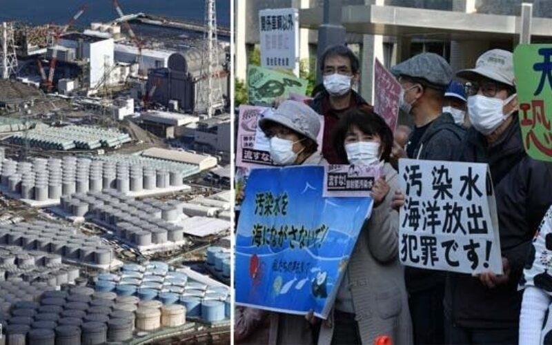 福島第一原発の汚染水を安全基準まで処理して海洋に放出