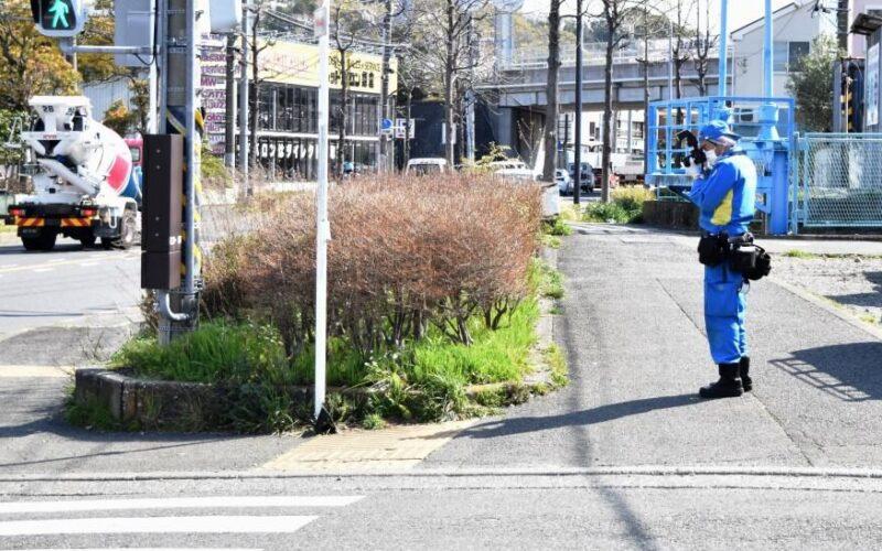 神奈川県鎌倉市の路上で些細なことから喧嘩になり少年18歳が死亡