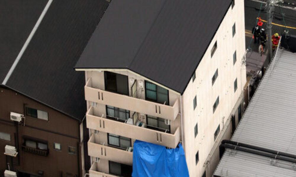 大阪府大東市のマンションで叫び声とともに殺害された女性の遺体