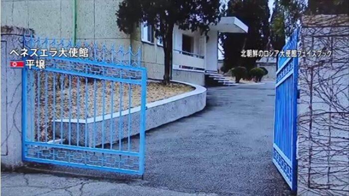 北朝鮮に滞在している大使外交官が国外に大量に脱出