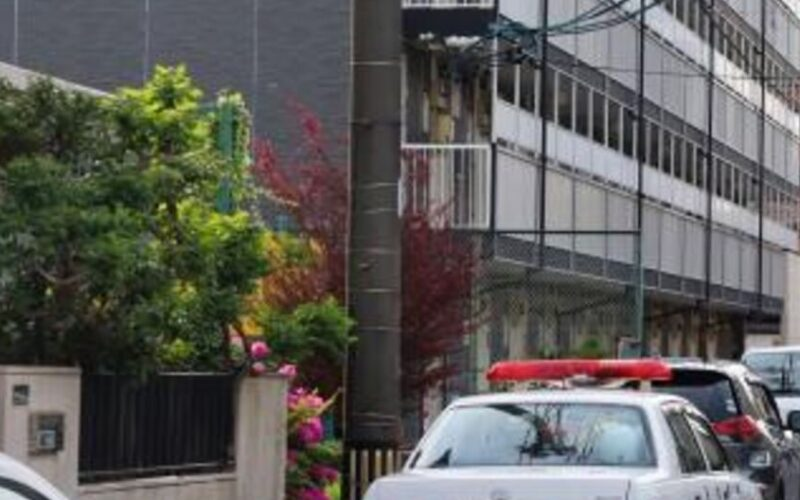 名古屋市北区のアパートで女性が何者かに襲われて刺された殺人未遂事件