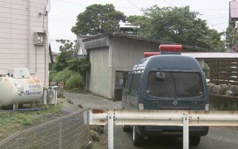 静岡県富士市にある住宅で顔見知りの男性を殺害した37歳の男