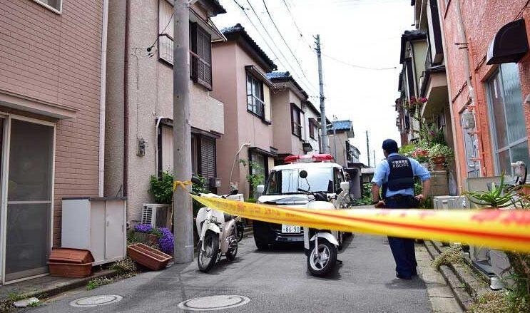 千葉県市川市で知人の男性とトラブルになりナイフで刺して殺害