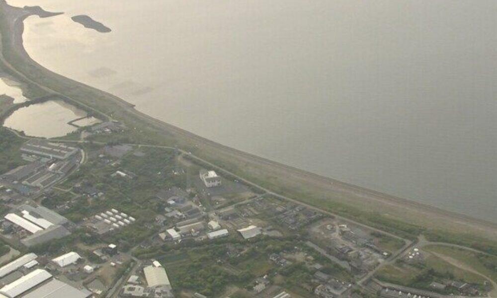 愛知県田原市の海岸で暴行を加えられて溺死させられた男性の遺体