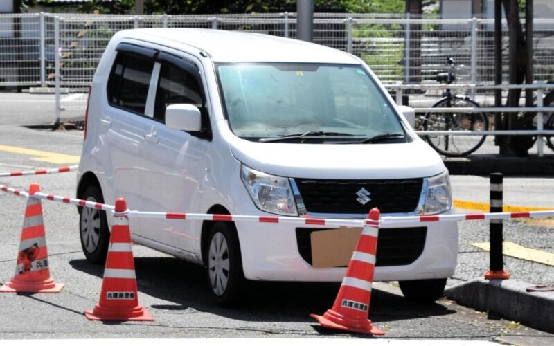 兵庫県丹波市氷上町にある林道で2人が無理心中を図り女の子が死亡