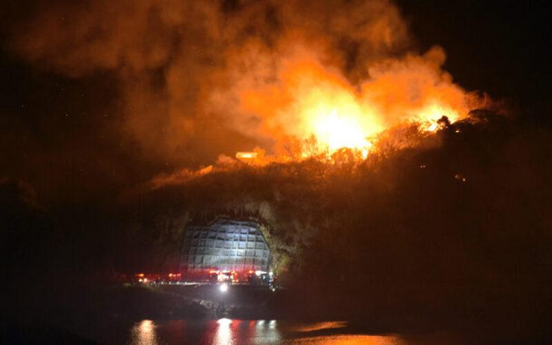 島根県松江市で32棟が焼失する大規模火災が発生しているが火元が未だに不明
