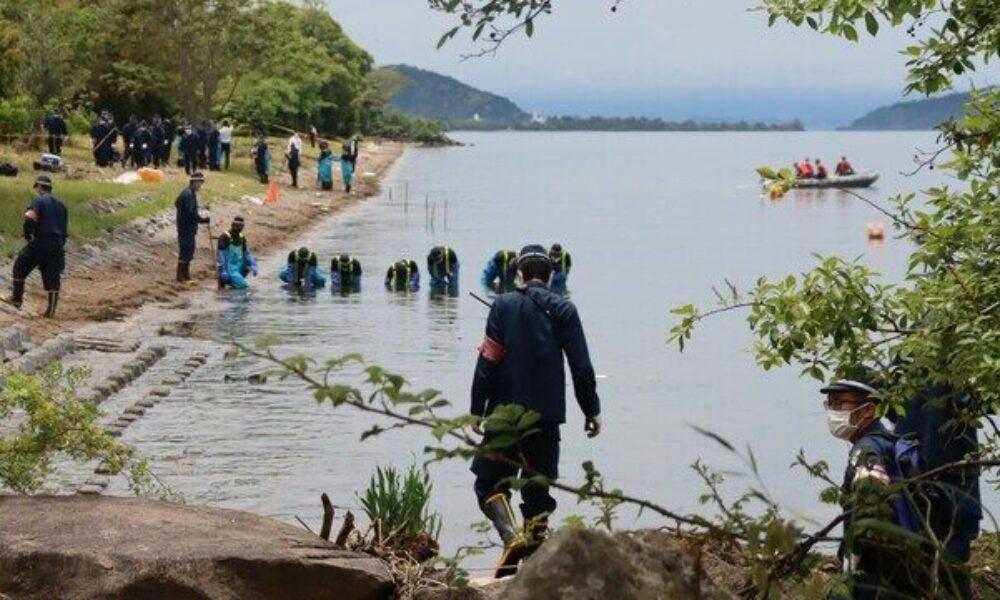 琵琶湖岸でスーツケースに入れられた人骨は14年前に殺害された遺体と判明