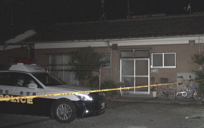鳥取県米子市で内縁の妻が夫の背中を刃物で刺して殺害