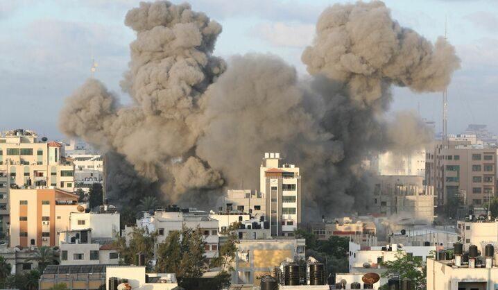 イスラエルとパレスチナが激しい戦闘を続け民間人が50人以上死亡