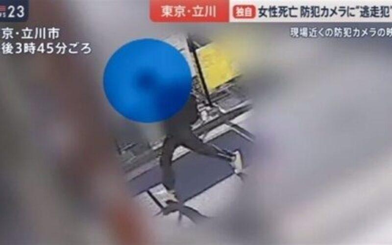 東京都立川駅近郊のホテルで男女が若い男に刺された刺殺事件