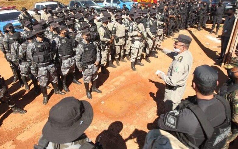ブラジルのゴイアス州に連続殺人事件の容疑者が潜伏