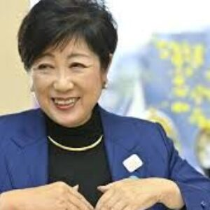 東京都の小池百合子知事が過労のため数日間の公務休暇