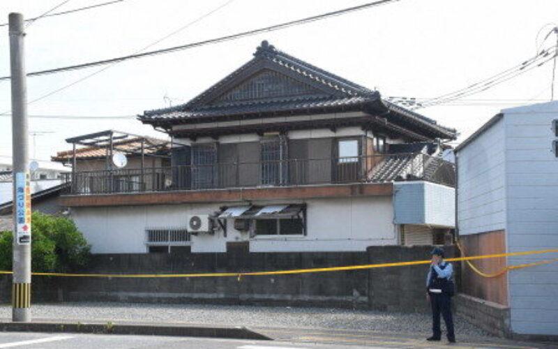 福岡市西区にある2階建て住宅の冷蔵庫の中に男女の遺体