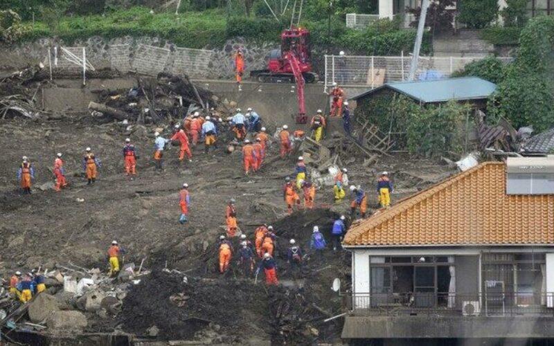 静岡県熱海市で発生した土石流は違法な盛り土が原因か