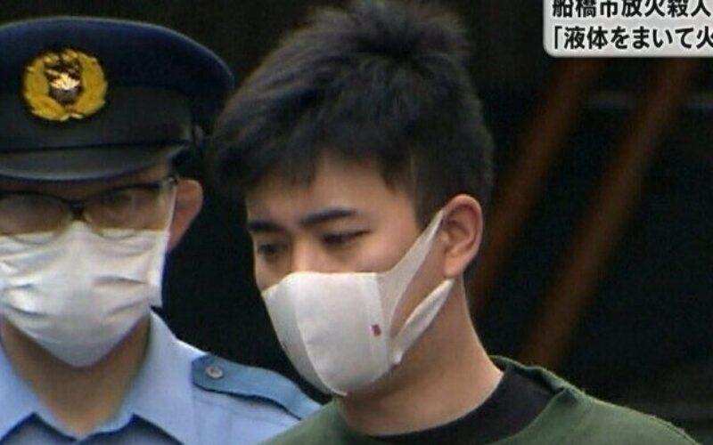 千葉県船橋市の住宅で家族の男が母親と結託して父親と伯母を殺害
