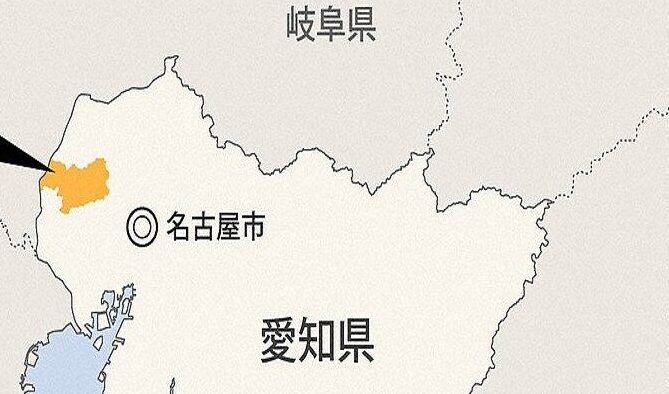 愛知県稲沢市にある市営住宅で男が父親と姉の2人を刺殺した事件