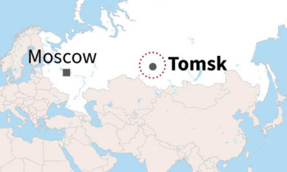 ロシアで消息を絶った旅客機が発見され乗員乗客の無事を確認