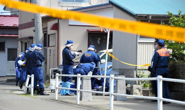 宮城県松島町の住宅で高齢女性が鈍器で殴られ殺害された遺体