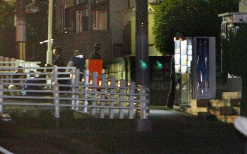 神戸市北区の路上で男子高校生が刺殺された事件