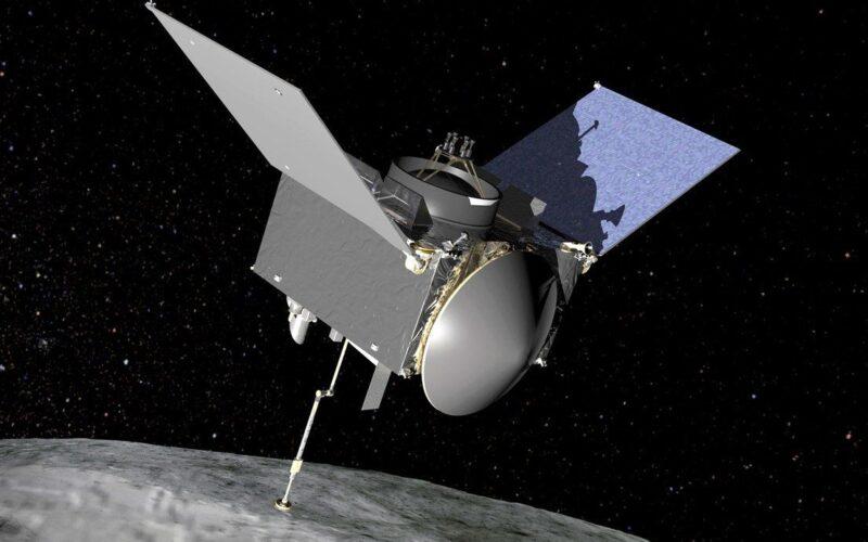 探査機が到達した小惑星が地球に衝突する可能性の修正