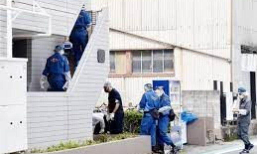 埼玉県熊谷市見晴町にあるアパートで死亡していた不審な女性の遺体