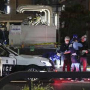 兵庫県尼崎市にあるマンション脇の駐輪場で医療事務員の女性刺殺事件